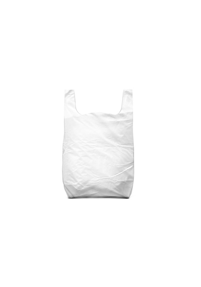 Non-Printed carrier bags