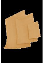 Papier pakowy cięty biały bez nadruku