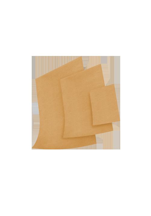 Papier pakowy cięty bez nadruku