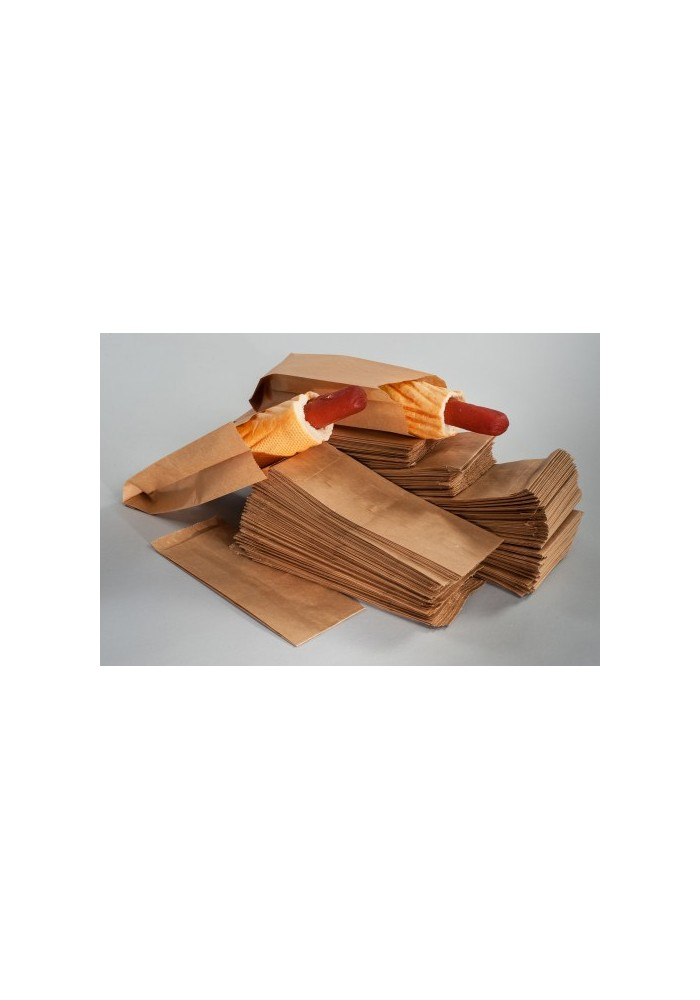 Torba na hot-doga francuskiego - bez nadruku