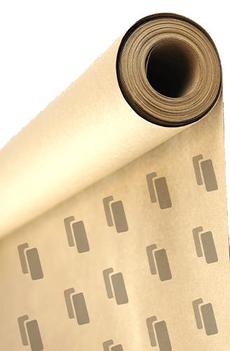 Papiery pakowe w rolce