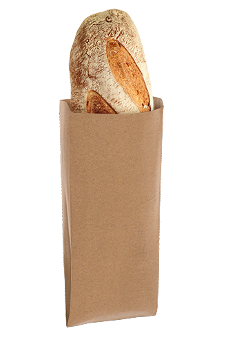 Paper bags without print