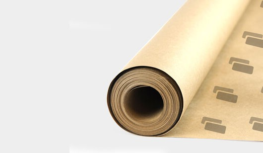 Papier pakowy w rolce